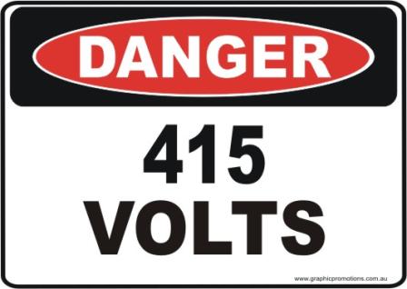 415 VOLTS