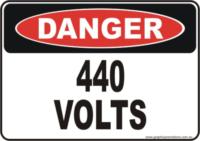 440 VOLTS