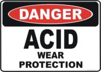 ACID wear protection