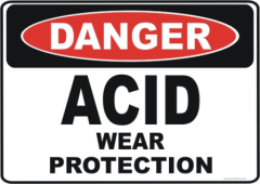 ACID wear protection