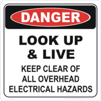 clear electrical hazards