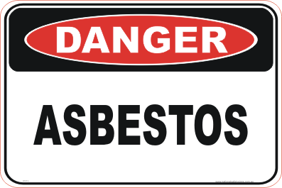 Asbestos Signs Bulk saving