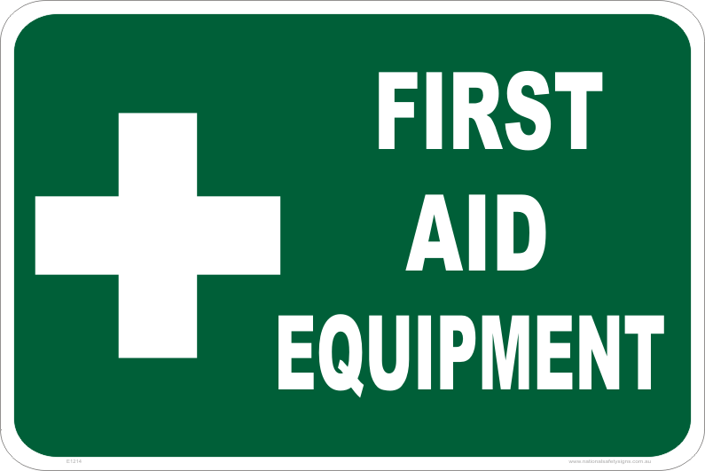 First Aid Equipment