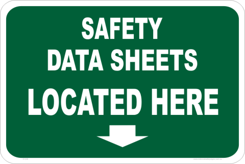 sds, msds, safety data sheets