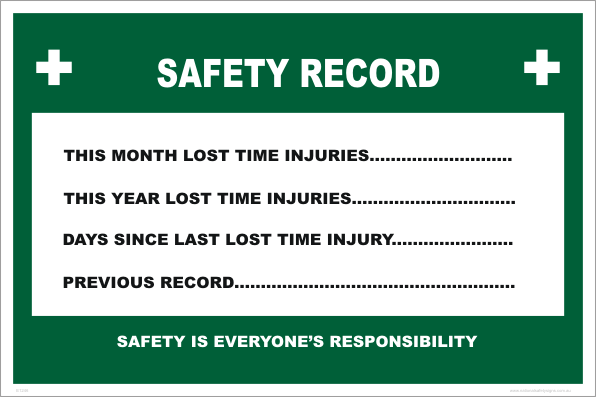 emergency safety record