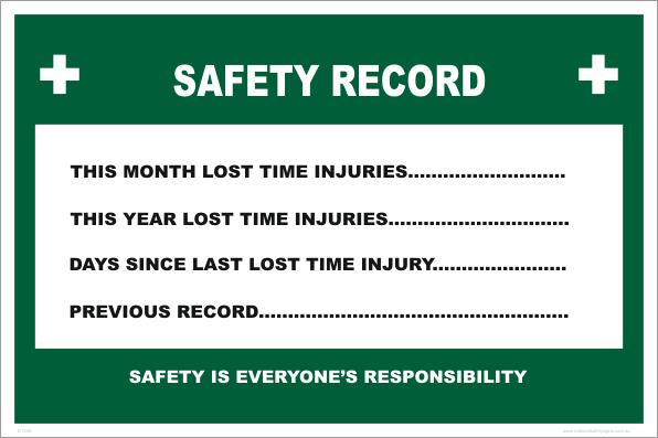 emergency safety record