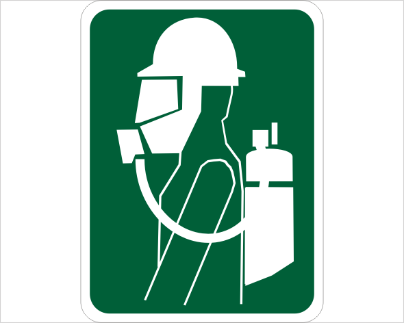 Emergency Breathing Apparatus