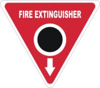 Fire Extinguisher Marker