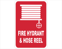 Fire Hydrant & Hose Reel