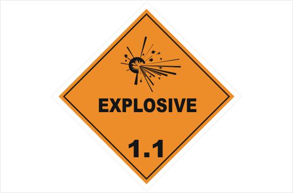 Explosive Substances