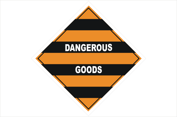 Dangerous Goods mixed class