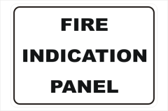 Fire Indication Panel