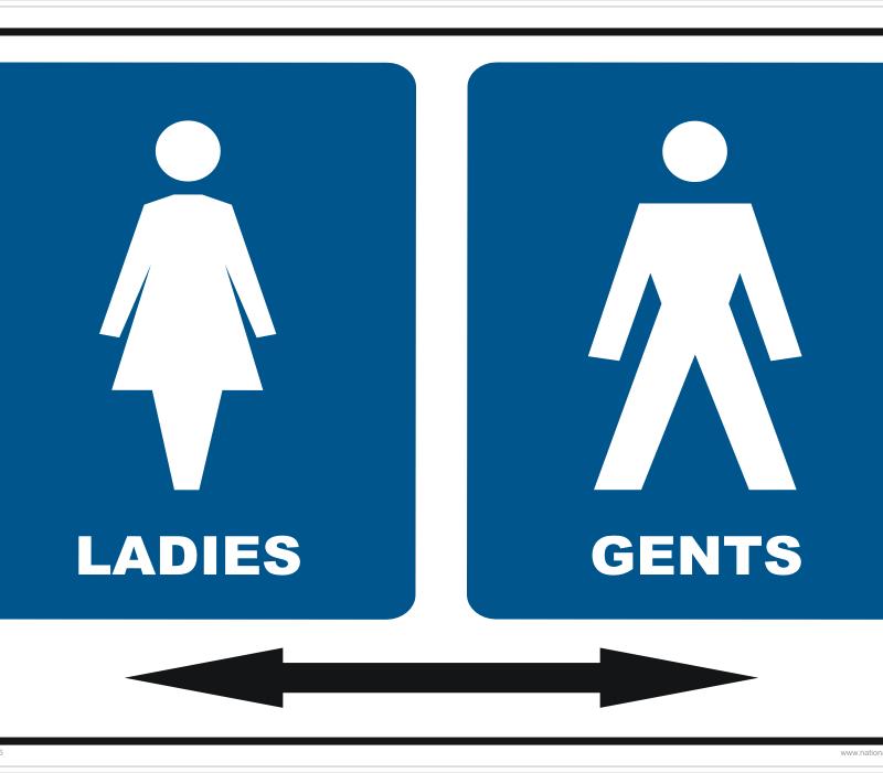 Toilet Ladies and Gents