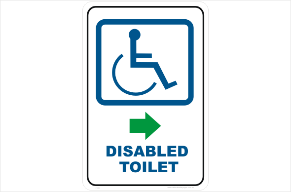 bathroom, restroom, Disabled Toilet