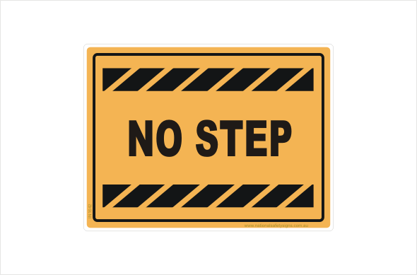 no step