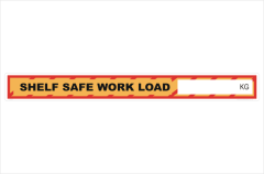 Shelf Safe Work Load