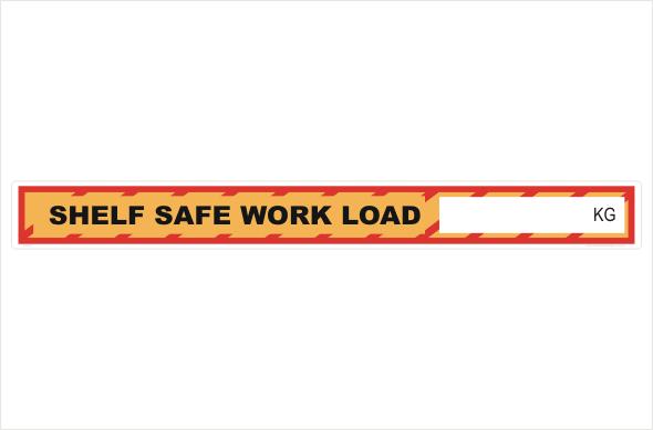 Shelf Safe Work Load