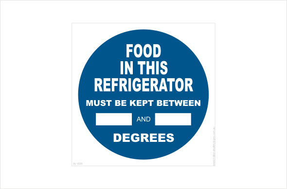 Refrigerator Temperature