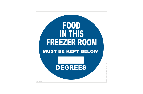 Freezer Room Temperature