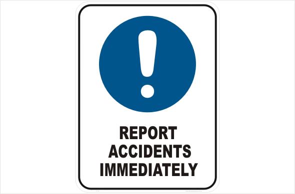 Report Accidents