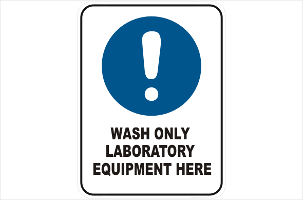 Wash Only Laboratory Equipment