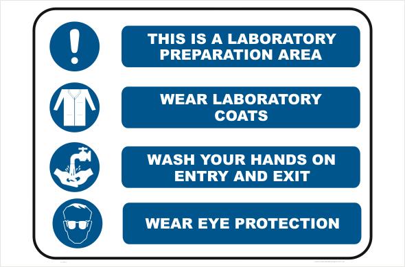 Laboratory Mandatory PPE