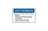 Vehicle Safety Information
