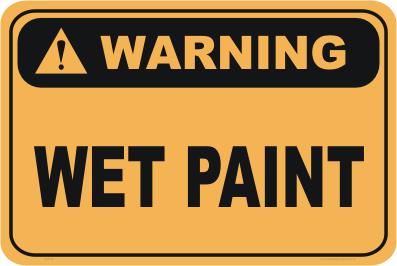 Wet Paint W30138