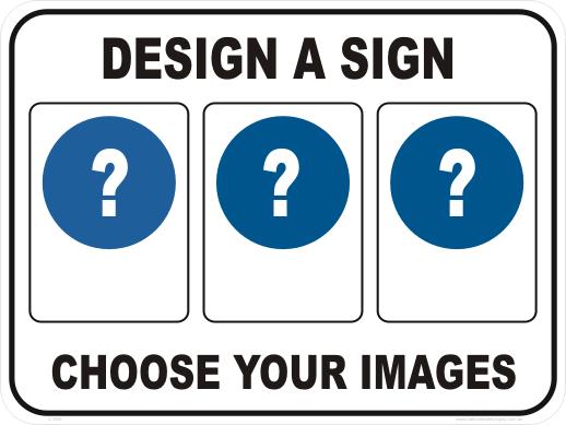 PPE Design a Sign x 3