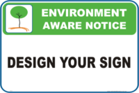 environment signs
