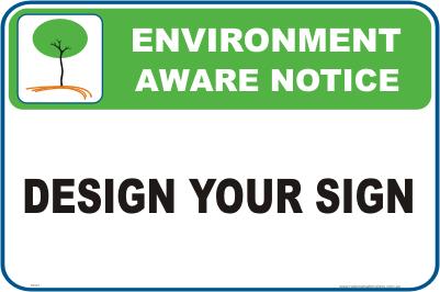 environment signs