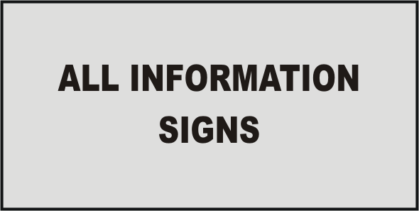 Information All Signs