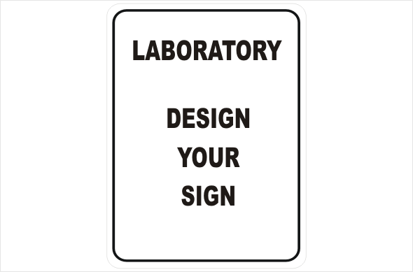 Laboratory Design a Sign