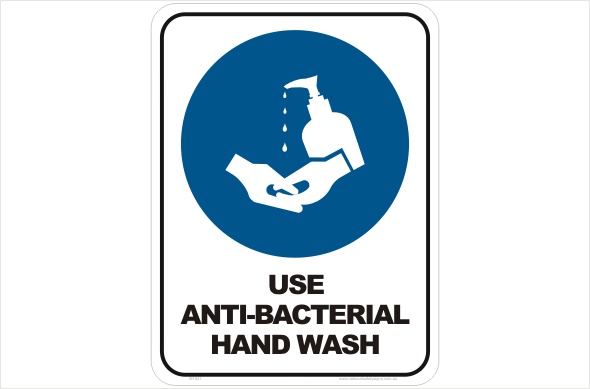 use anti-bacterial use anti-bacterial Hand Wash
