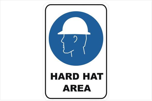 Hard Hat Area