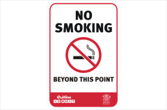 QLD Smoking Signs