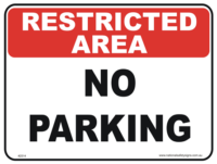 Private Property Signs - National Safety Signs