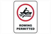 Rowing Permitted