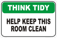 keep room clean