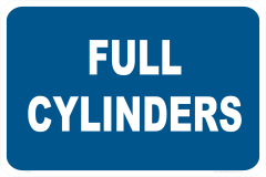 FULL CYLINDERS