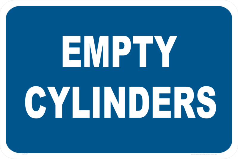 Empty Cylinders