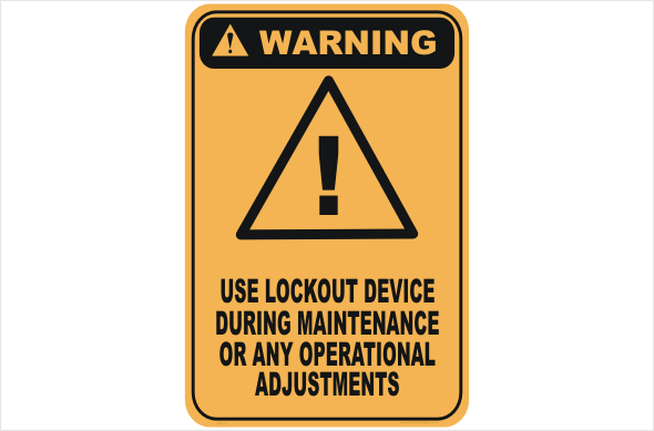use lockout device