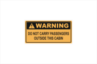 Do Not Carry Passengers