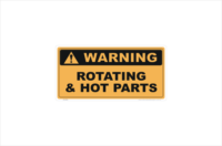 Rotating and Hot Parts