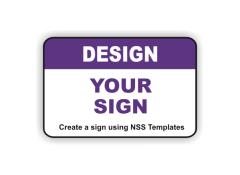 Design a Custom Sign