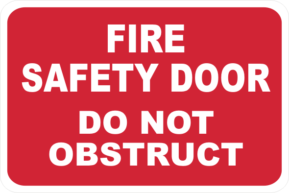 fire safety door