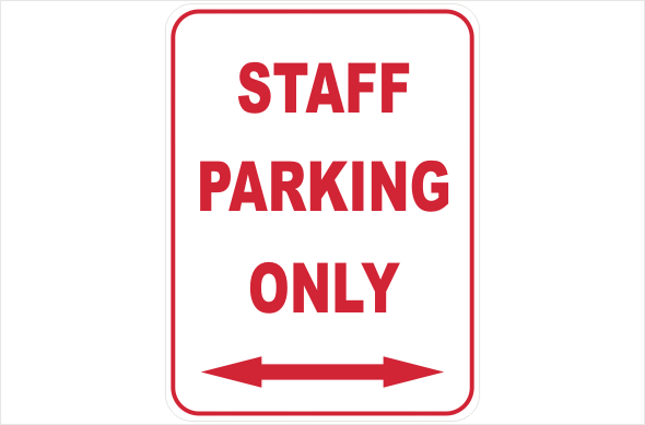 Staff Parking Sign  National Safety Signs  Australian. Window Signs. Cuisine Signs. Kid Room Signs. Loves Scorpio Signs. Peanut Free Signs. Fishing Signs. Room Number Signs Of Stroke. Mathematics Signs