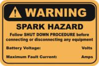 Spark Hazard