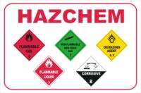 HazChem advice