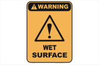 Wet Surface